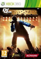 Konami Def Jam Rapstar (Xbox 360)
