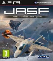 Evolved Games JASF Jane's Advanced Strike Fighters (PS3) Játékprogram