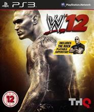 THQ WWE 12 [The Rock Edition] (PS3)