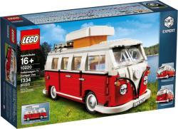LEGO Exkluzív - Volkswagen T1 Camper minibusz (10220)