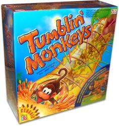 Mattel Bukfencező Majmok