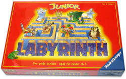 Ravensburger Labirintus Junior