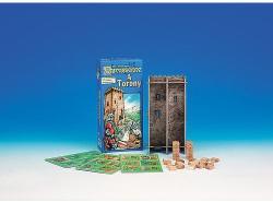 Hans im Glück Carcassonne - A Torony kiegészítő