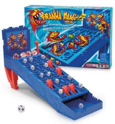 Mattel Piranha Pánik