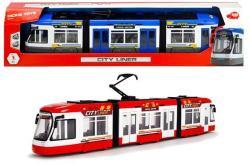 Dickie Toys City Liner villamos - 2 féle 45cm