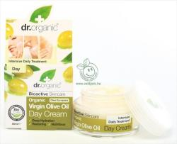 Dr. Organic Bio Olívás Nappali krém 50ml