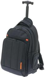 DAVIDTS Rucsac tip troller Davidts The Chase, neagra, 48x31x22.5 cm (A257047-01A)