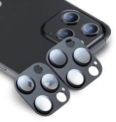 Apple Folie sticla protectie camera iPhone 12 PRO MAX SILVER (RKD11)