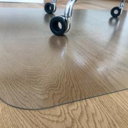 EU FloorMet Prémium székalátét 1200×1000×1, 8 mm