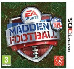 Electronic Arts Madden NFL Football (3DS)