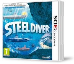 Nintendo Steel Diver (3DS)