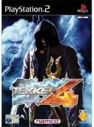 Namco Bandai Tekken 4 (PS2)