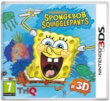 THQ SpongeBob Squigglepants 3D (3DS)