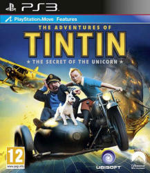 Ubisoft The Adventures of Tintin The Secret of the Unicorn (PS3)