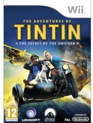 Ubisoft The Adventures of Tintin The Secret of the Unicorn (Wii)