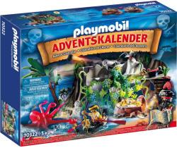 Playmobil Kalózok - Adventi naptár (70322)