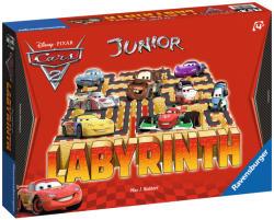 Ravensburger Junior Labirintus - Verdák 2
