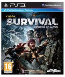 Activision Cabela's Survival Shadows of Katmai (PS3)
