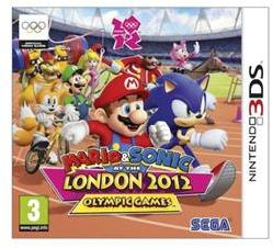 SEGA Mario and Sonic at the London 2012 Olympic (3DS)