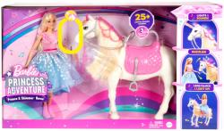 Mattel Princess Adventure Varázslatos Paripa Hercegnővel (GML79)