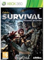 Activision Cabela's Survival Shadows of Katmai (Xbox 360)