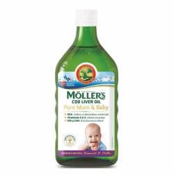 MOLLER'S Cod Liver Oil Pure Mom& Baby, 250 ml, Moller' s