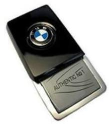 BMW Gyári BMW Ambient Air utastér illatosító - légfrissítő patron Authentic Suite no1 64119382621