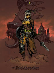 Red Hook Studios Darkest Dungeon The Shieldbreaker DLC (PC)
