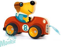 DJECO Húzható játék Terreno car