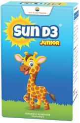 Sun Wave Pharma Sun D3 Junior picaturi, 10ml, Sun Wave Pharma