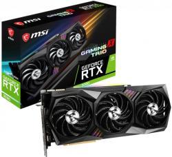 MSI GeForce RTX 3090 24GB GDDR6X 384bit (RTX 3090 GAMING X TRIO 24G)