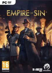 Paradox Interactive Empire of Sin (PC)