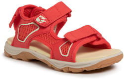 Jack Wolfskin Sandale Taraco Beach Sandal K 4039531 S Roșu