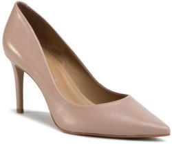 Eva Longoria Pantofi cu toc subțire EL-05-01-000018 Bej