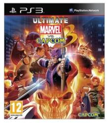 Capcom Ultimate Marvel Vs Capcom 3 (PS3)
