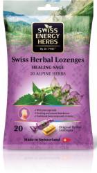 Swiss Energy Dropsuri pentru Gat cu Salvie + 20 Ierburi Alpine