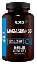 Obio Magneziu cu Vitamina B6 90 tablete Essence