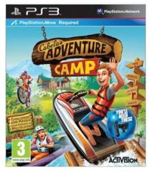 Activision Cabela's Adventure Camp (PS3)