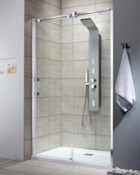 Usa de nisa Radaway Espera DWJ 140X200 cm, sticla transparenta -380695-01L/380214-01L