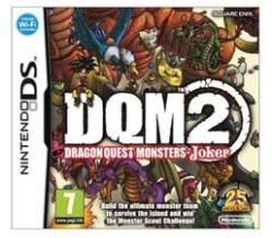 Square Enix DQM2 Dragon Quest Monsters Joker 2 (Nintendo DS)