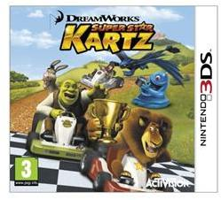 Activision DreamWorks Super Star Kartz (3DS)