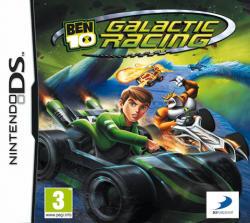 D3 Publisher Ben 10 Galactic Racing (Nintendo DS)