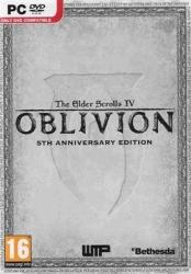 Bethesda The Elder Scrolls IV Oblivion [5th Anniversary Edition] (PC)