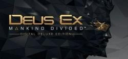 Square Enix Deus Ex Mankind Divided [Digital Deluxe Edition] (Xbox One)
