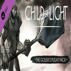 Ubisoft Child of Light Golem Pack DLC (PC)