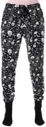KILLSTAR Pantaloni de damă (pijama) KILLSTAR - Dark Slumbers - BLACK - KSRA001905