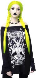 KILLSTAR Cămașă cu mâneca lunga pentru femei KILLSTAR - Firestarter - KSRA002511
