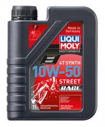 LIQUI MOLY Motorbike 4T Street Race 10W-50 1L