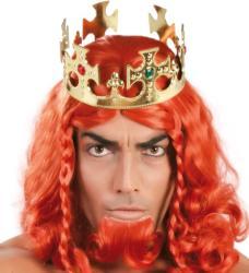 Fiestas Guirca Coroană regală aurie