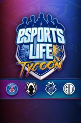 Raiser Games Esports Life Tycoon (PC)